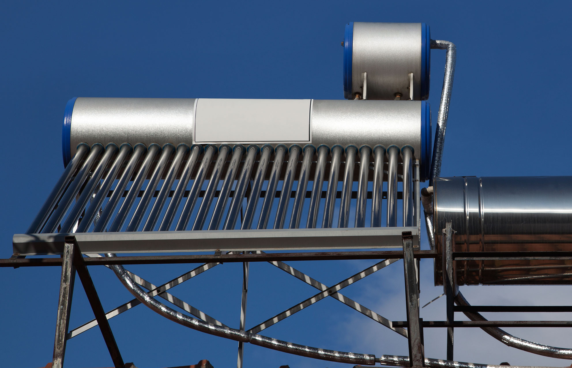instalacion agua sanitaria placas solares